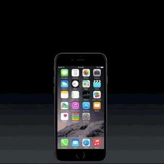 I Phone6,64G(無法指定顏色)