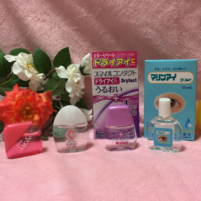 二手)日本眼藥水多款