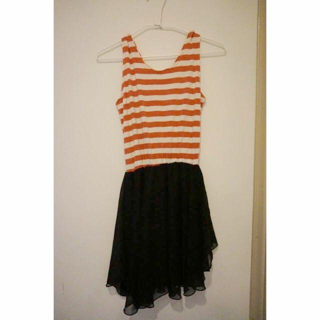 👗條紋洋裝