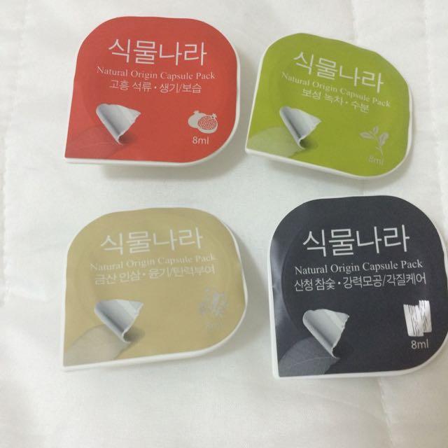 韓國 面膜