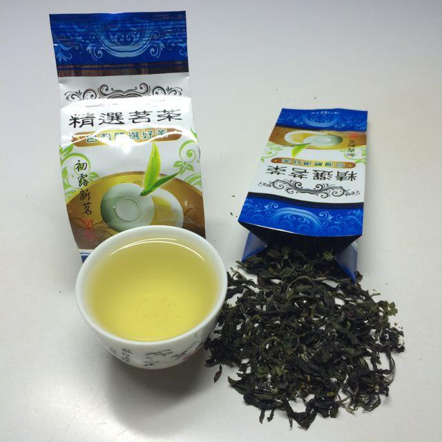 👍自家茶葉 - 文山包種茶 隨身包