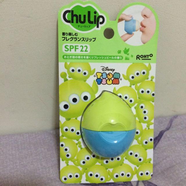 日本樂敦 ChuLip 迪士尼 三眼怪 護唇球