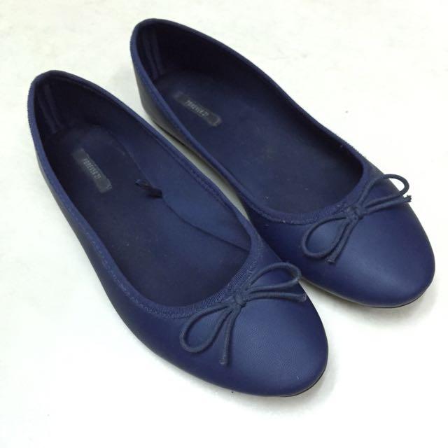 二手 Forever21平底娃娃鞋38號