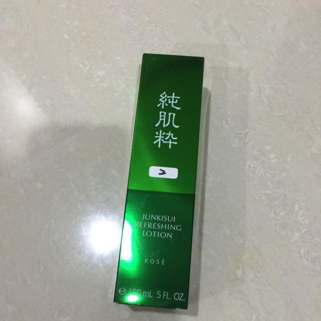 高絲 KOSE 純肌粹化妝水