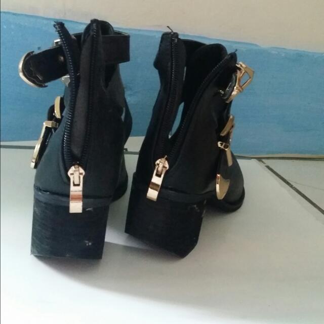Air Space 短靴