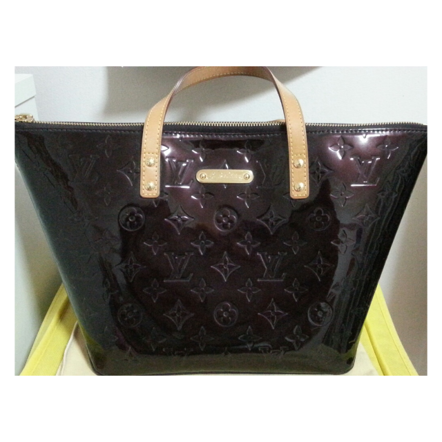 027f5ee04b35 ALMOST NEW! Sell Trade Louis Vuitton Monogram Vernis Amarante ...