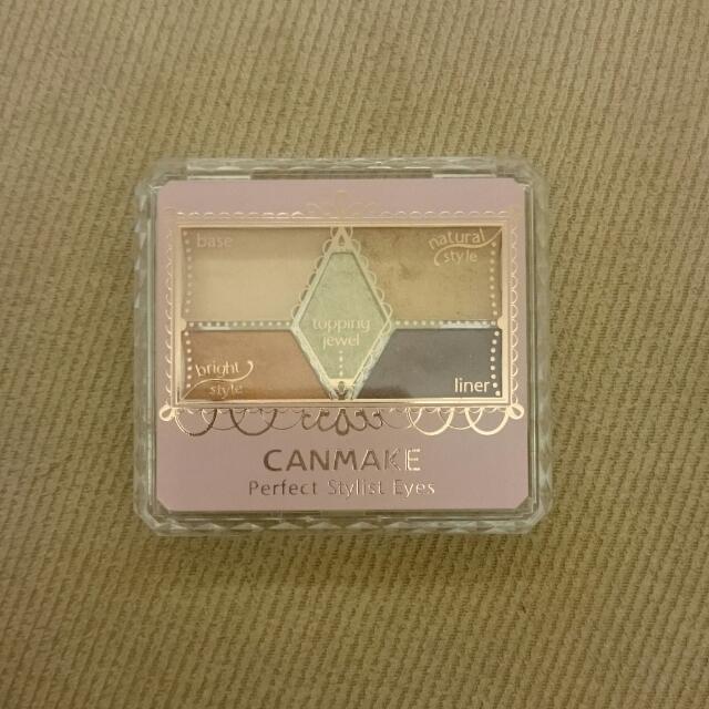 CANEMAKE~5色眼影(9成新)