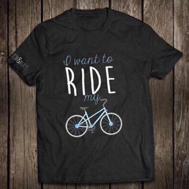 Cycling Lovers RIDE shirt