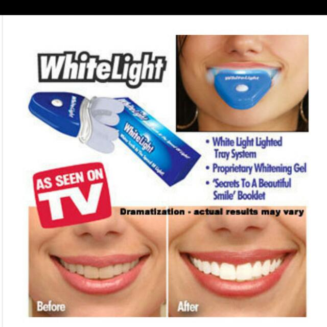 Dental Light Pemutih Gigi
