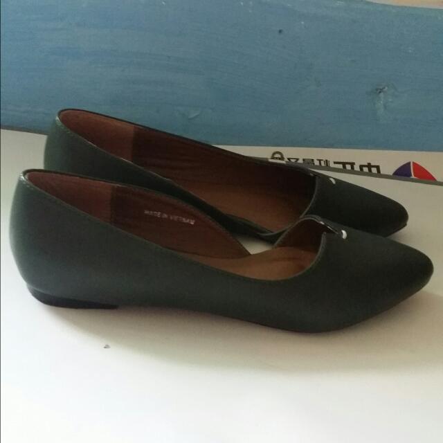 FM 尖頭鞋