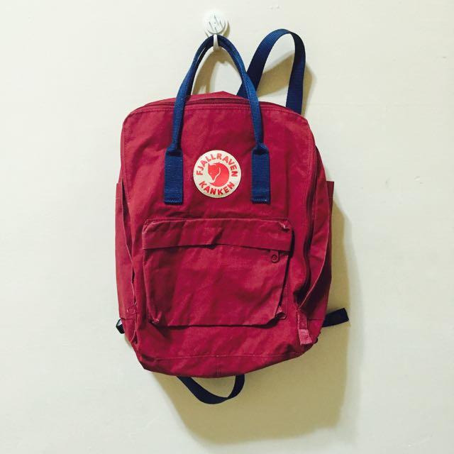 Kanken基本款後背包