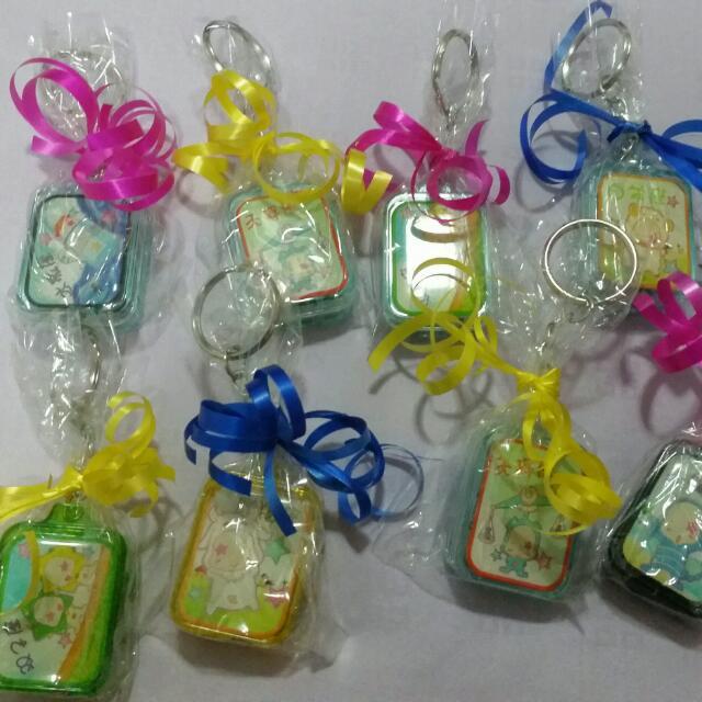 Key Chain Music Box Little Gifts Idea Goodie Bags Teachers Day