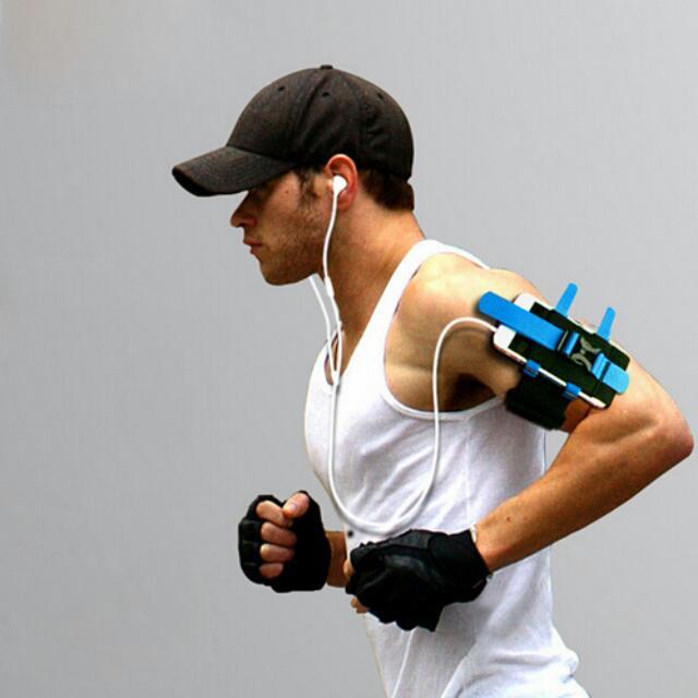 Man Gym Arm Bag