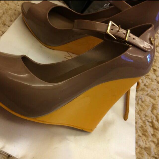 Melissa巴西香香鞋 24.5