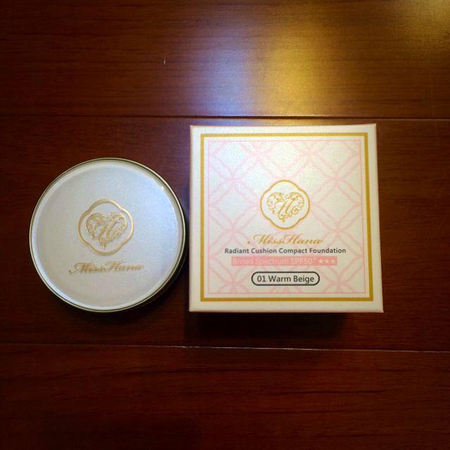 降價❗️Miss Hana光透無暇氣墊粉餅(01 自然色)