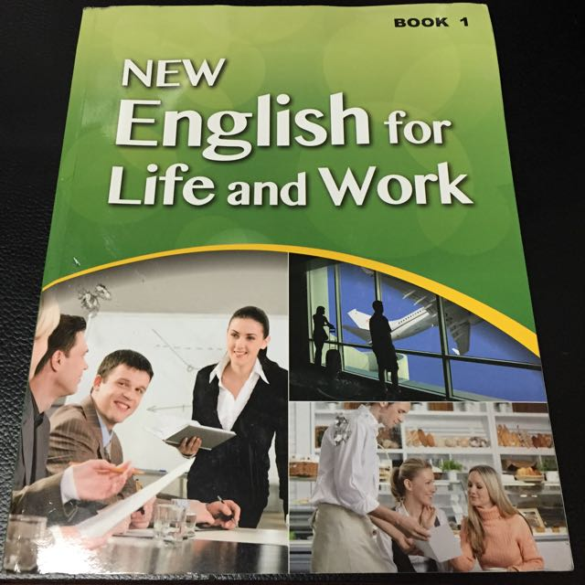 (待匯款)New English for life and Work