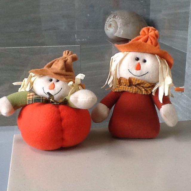 Scarecrow Stuffies