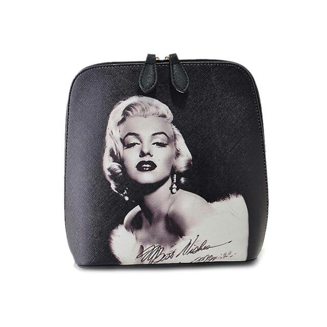 Vintage Printing Ladies Bag