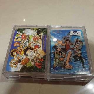 航海王 海賊王 撲克牌