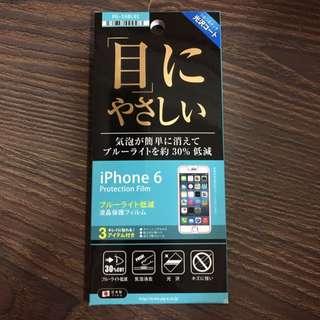 日本製 I PHONE 6 螢幕保護貼 Diy