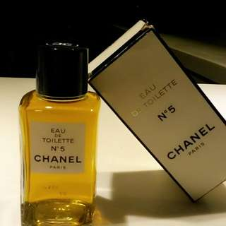 Chanel No.5 Eau De Toilette 100ml  80% vol.