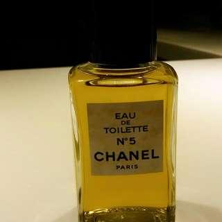Chanel No.5 Eau De Toilette 100ml  80%