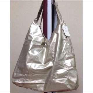 [reduced] Sliver Shoulder/Tote Bag