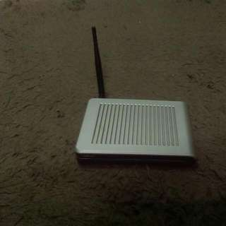 ASUS 無線路由器 WL-520g