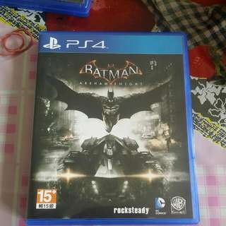 (reserved) Ps4 Arkham Knight