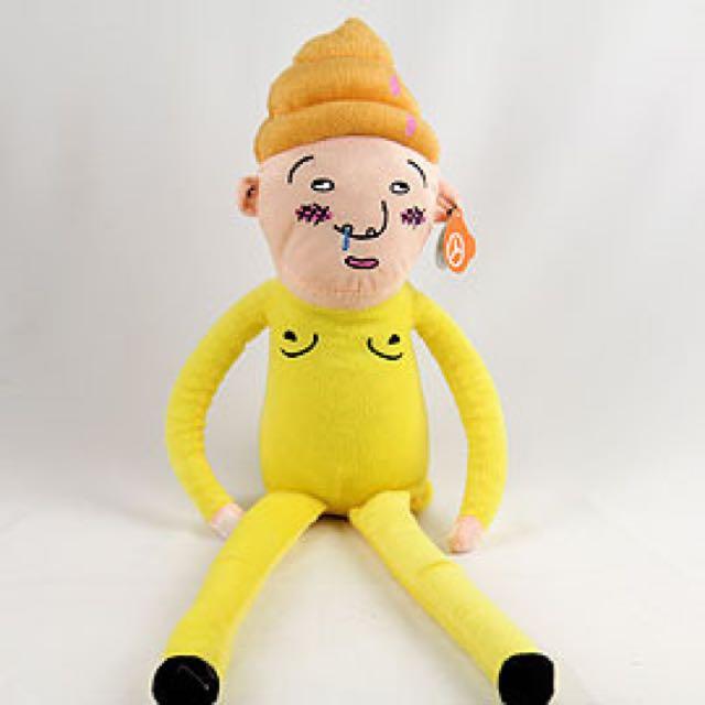 120cm屎伯娃娃