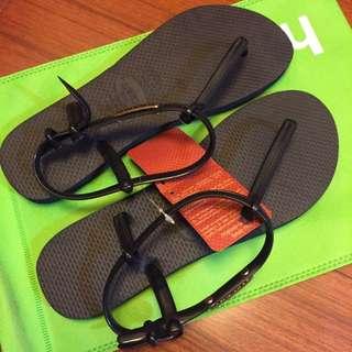 havaianas哈瓦士涼鞋 黑/金兩色 現貨