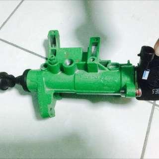 clutch cyclinder pump proton savvy amt