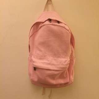 Pink粉紅後背包