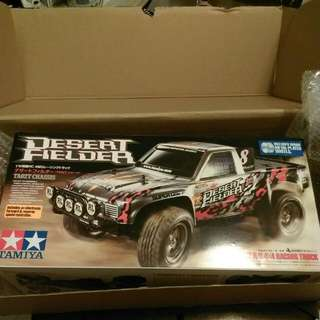 Tamiya TA02T Desert Fielder with ESC