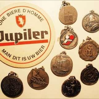 1960年代 法國 鑰匙圈 好物 收藏 精選