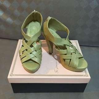 過年清倉Air Space 高跟涼鞋