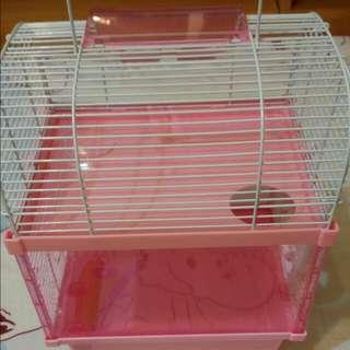 九成新 中型鼠籠