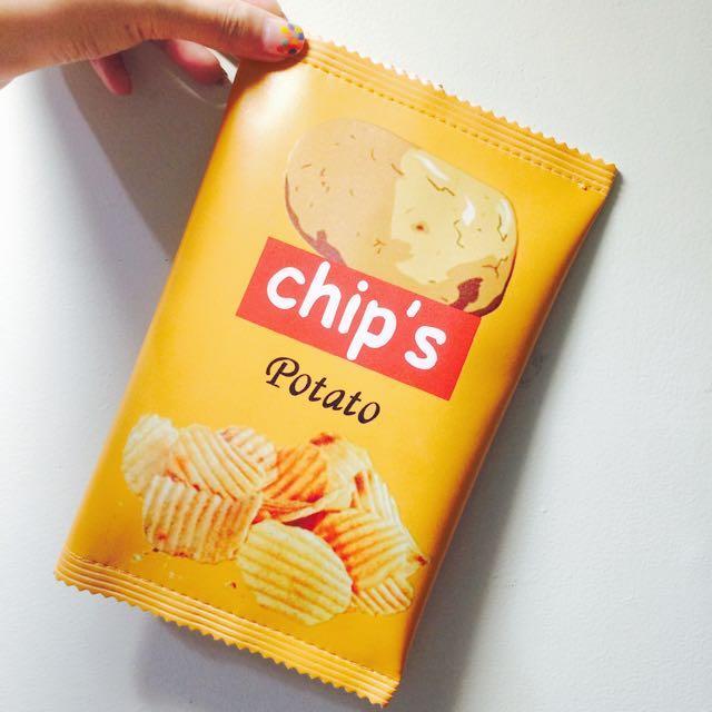 薯片手拿包