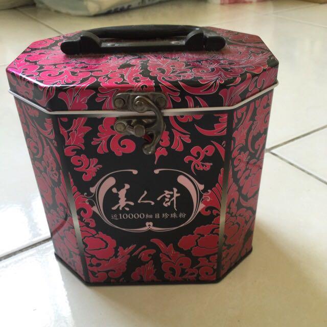 美人計 珍珠粉 120包/盒