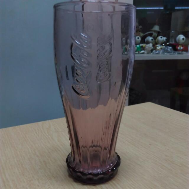 可口可樂 玻璃杯