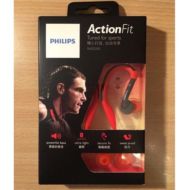 BN Phillips Sports Headphones
