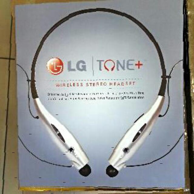 Headset bluetooth LG Setreo