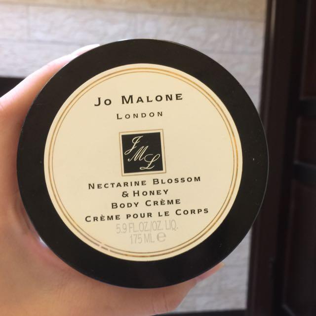 Jo Malone 潤膚乳霜 杏桃花與蜂蜜