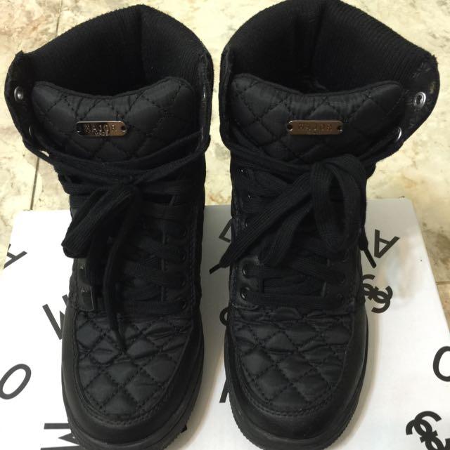 (待匯款)Major Made 菱格內增高球鞋