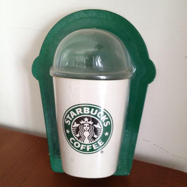 Starbucks星偶像公仔