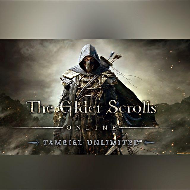 The Elder Scroll ® Online: Tamriel Unlimited™ Steam/PC