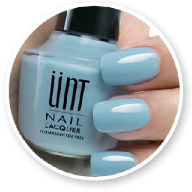 UNT 愛的小發癲事件簿系列 NL070一場雷陣雨 湖水藍 指甲油