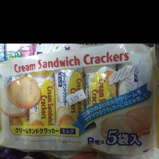 日本夾心餅乾