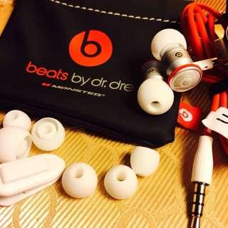 全新正品原廠保固(最後7個)【 Beats耳機】