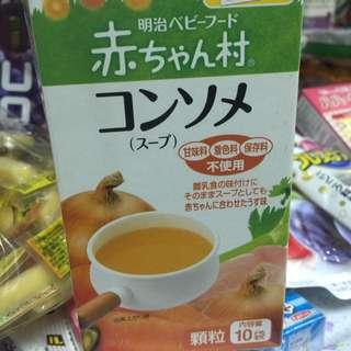日本 明治 洋蔥湯
